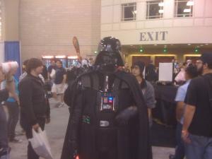Darth Vader Poses