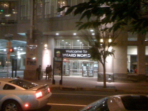 Wizard World Philadelphia Entry