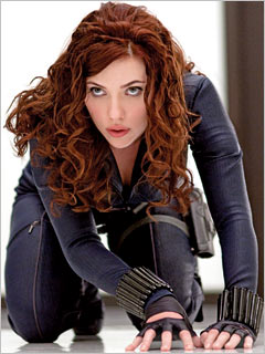 Iron Man 2's Black Widow