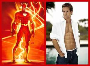 Ryan Reynolds Flash Comparison
