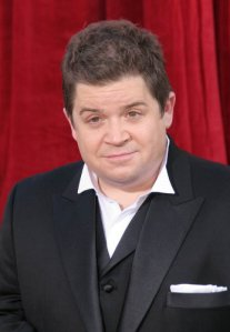 Patton Oswalt is Baxter Sarno