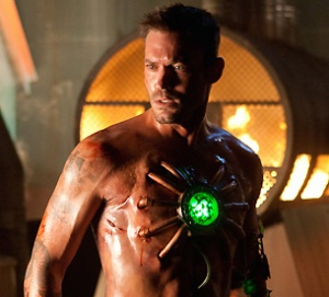 Brian Austin Green as Metallo