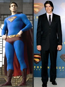 Brandon Routh is Shaw