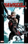 ultimate comics hawkeye 1 cover