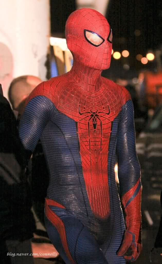 62ac0d06 Spider-Man Reboot Costume Part 4 -