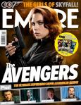 Avengers Black Widow Empire Mag Cover