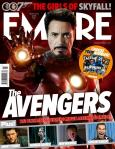 Avengers Iron Man Empire Mag Cover