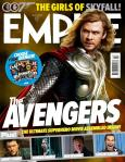 Avengers Thor Empire Mag Cover
